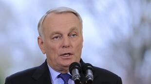 French Prime Minister Jean-Marc Ayrault.