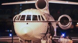 L'avion officiel du président bolivien Evo Morales stoppé à Vienne.