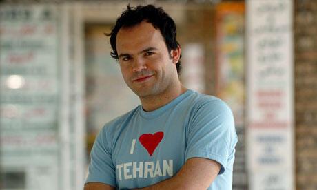 حسین درخشان، وبلاگ نویس منتقد