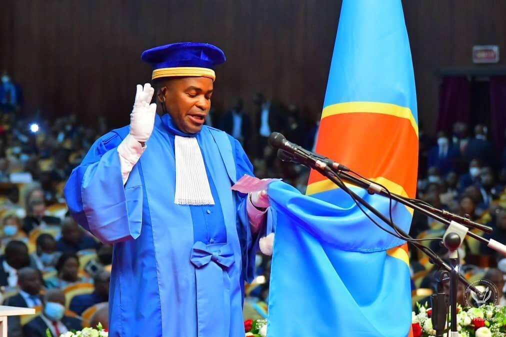 Majaji watatu walioteuliwa mwezi Julai waliapishwa Jumatano, Oktoba 21, 2020 mbele ya Rais wa DRC Félix Tshisekedi.