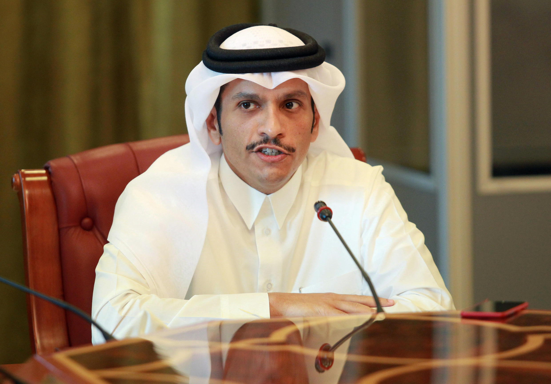 محمد بن عبدالرحمن آل ثانی، وزیر خارجۀ قطر