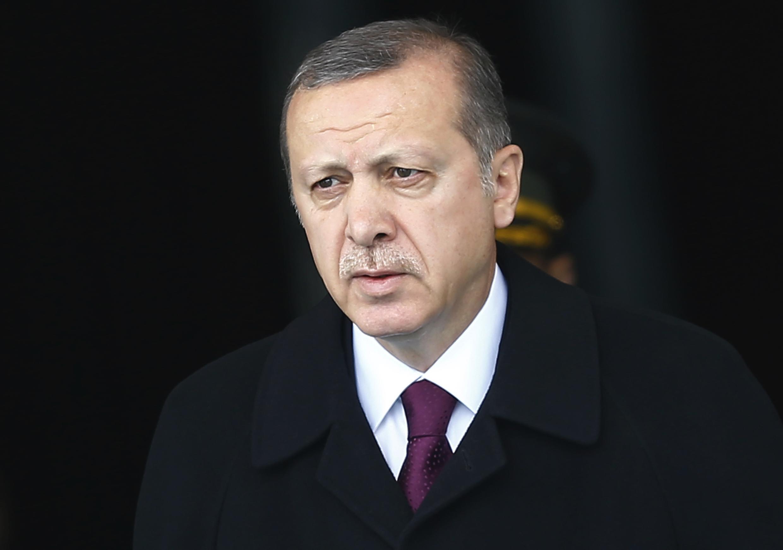 Tổng thống Thổ Nhĩ Kỳ Recep Tayyip Erdogan, Ankara, 3/3/2015.