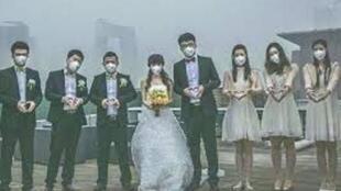 長期呼吸霧霾患染肺癌率激增