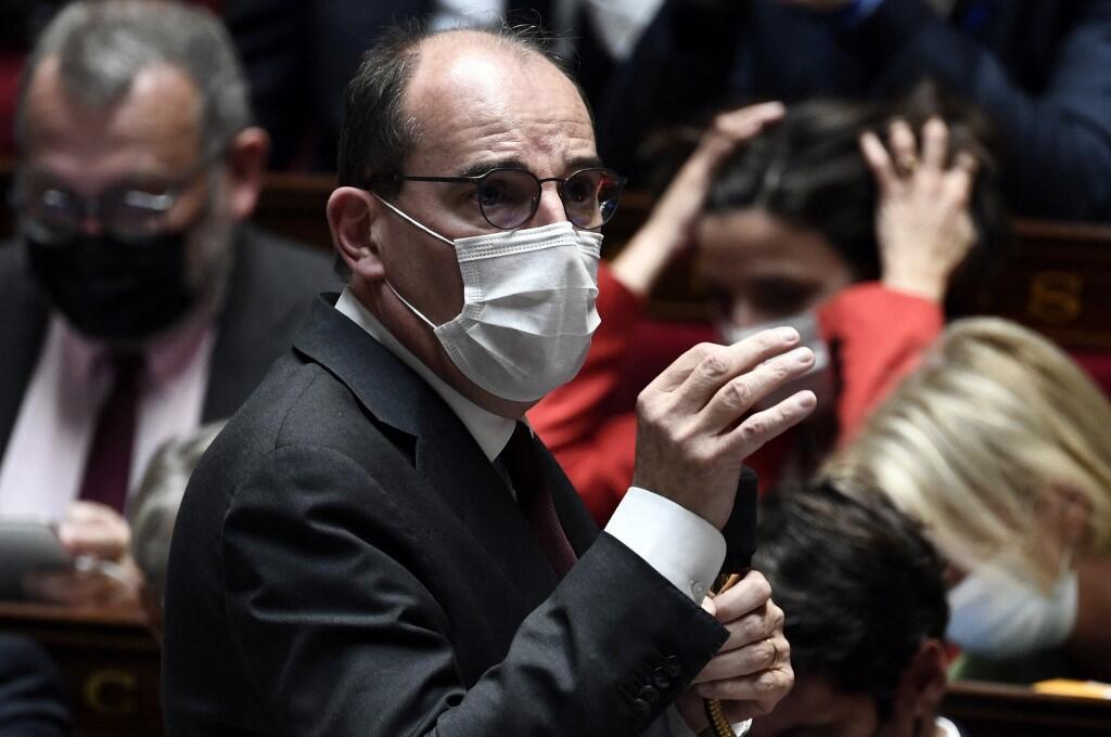 French PM Castex