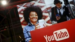 YouTube unveils their new paid subscription service in Playa Del Rey, Los Angeles, California, October 21, 2015.