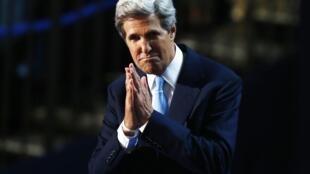 جان کری، وزیر امورخارجه ایالات متحده امریکا
