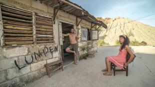 Fotograma de la película 'Santa y Andrés'.