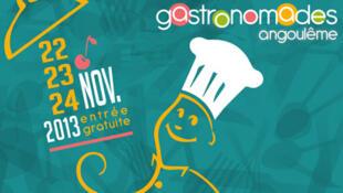 19ª Edição do Salão de Gastronomia de Angouleme, o Gastronomade.