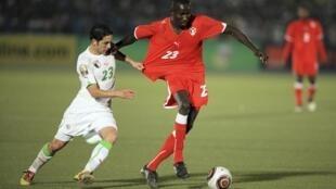 Le Soudanais Nasreldin Omer.