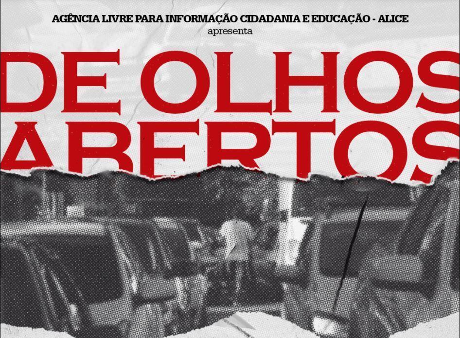 """Documentário """"De olhos abertos"""", da cineasta Charlotte Dafol"""