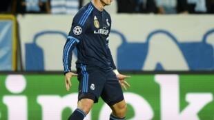 Cristiano Ronaldo escreveu mais uma vez seu nome na história do Real Madrid.