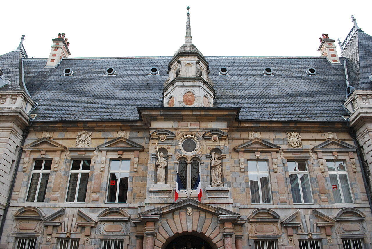 Дворец правосудия в Безансоне