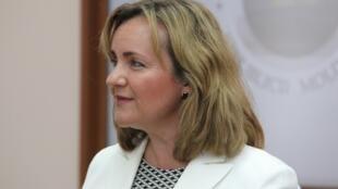 Министр иностранных дел и европейской интеграции Молдовы Наталья Герман временно возглавила правительство Молдовы.