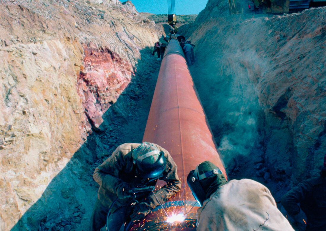 En Jordanie, le projet de construction d'un gazoduc provoque la colère de la population.