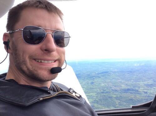 Венсан Муассон, ко-пилот «Кругосветки по следам Жюля Верна»