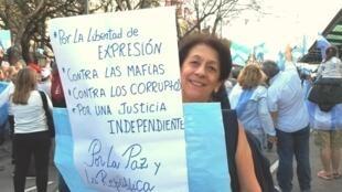 Por uma Justiça independente e contra a impunidade da corrupção Foto Márcio Resende
