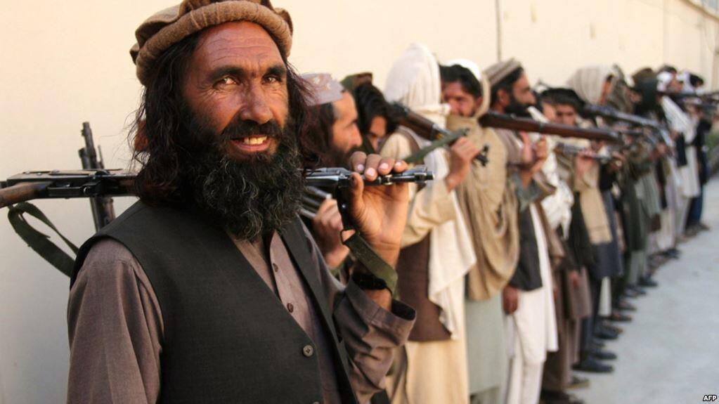 جنبشِ طالبان پس از بیرون رفتن آنها در گیر و دار جنگِ داخلی پدیدار شد.