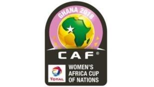 Logo de la Coupe d'Afrique des Nations féminine 2018 au Ghana.