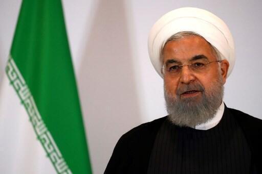 Presidente iraniano Hassan Rohani e o seu homólogo norte-americano trocam ameças.