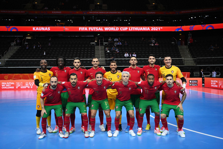 Portugal - Selecção Portuguesa - Futsal - Desporto - Quinas - Mundial - Klaipeda