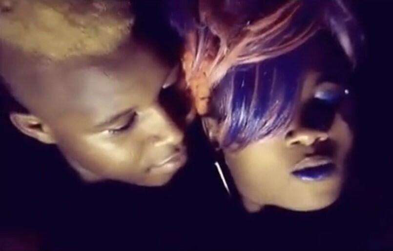 Panadol Wa'basajja's sexy video for the song Ensolo Yange