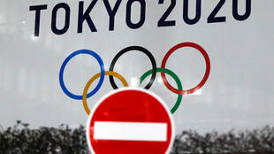 Organisers said overseas ticket holders would not be allowed to attend the Tokyo Olympics because of the coronavirus pandemic.