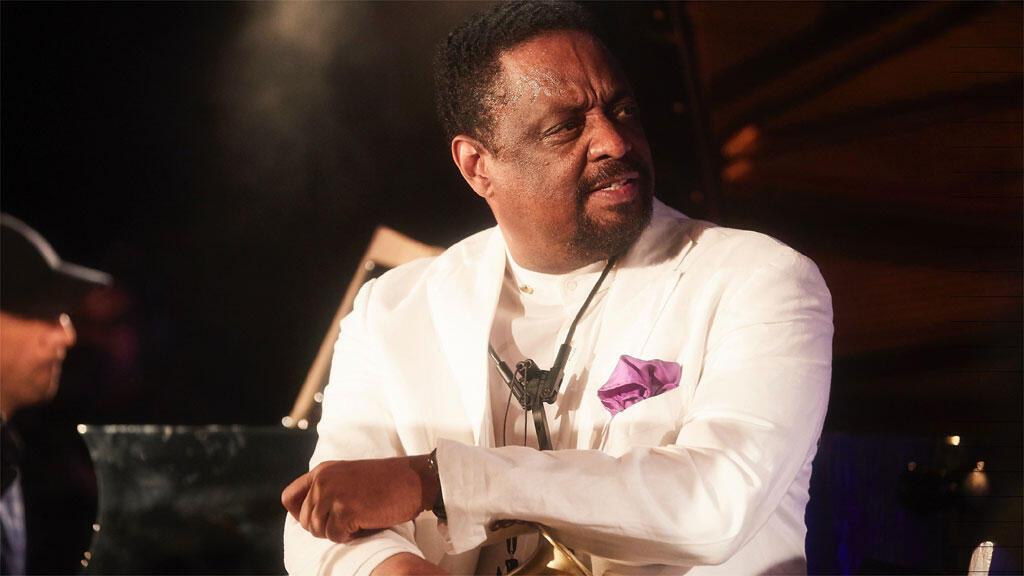 Chico Freeman au Montreux Jazz Club - 9 juillet 2016.