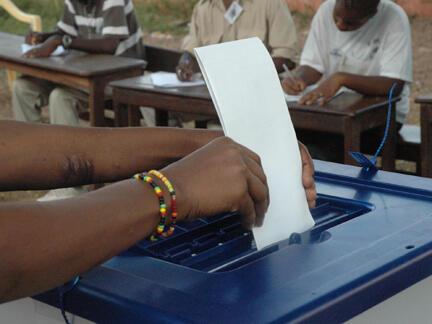 Guinée Bissau elections