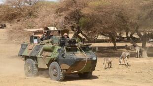 Mali - France - Barkhane - Soldats