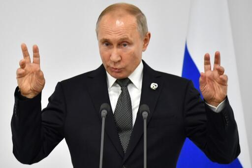 В третий раз В.Путин обратился к россиянам по поводу эпидемии коронавируса