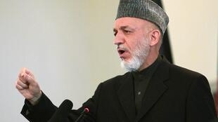 Tổng thống Afghanistan, Hamid Karzai (@Reuters)