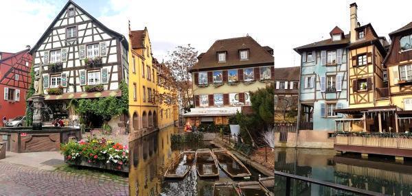 """Strasbourg có phố cổ """"Petite France"""", còn Colmar có """"Venise tí hon"""""""