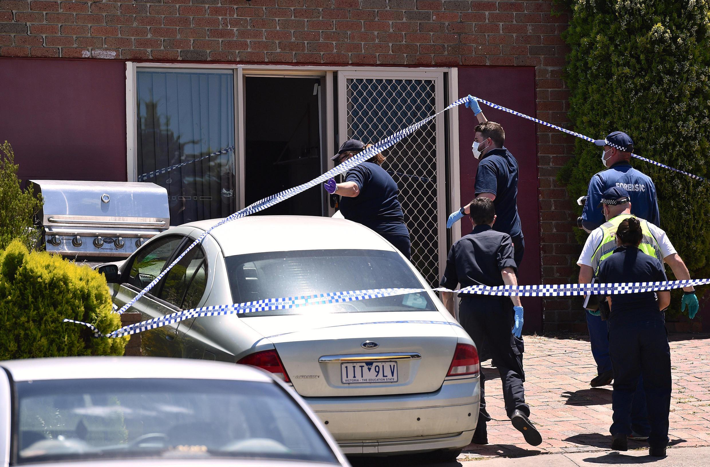 Cảnh sát bao vây một ngôi nhà ở ngoại ô Melbourne truy bắt các nghi can dự định tấn công khủng bố ngày 23/12/2016