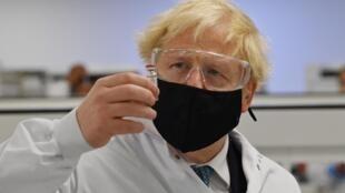 Britain's government under Boris Johnson has made big bets on the AstraZeneca vaccine