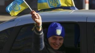 A Sloviansk, samedi 25 octobre.