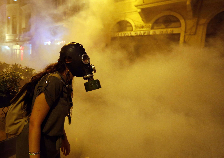 A Istanbul, les manifestants ont été dispersés par les canons à eau et les gaz lacrymogènes de la police.