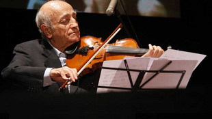 همایون خرم، نوازنده ویلون، آهنگساز و عضو شورای عالی خانه موسیقی ایران