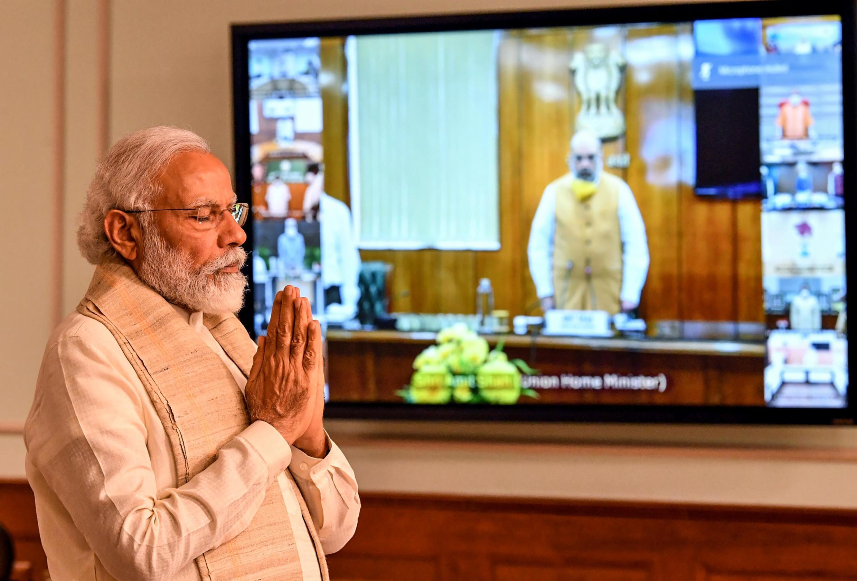 印度總理莫迪(Narendra Modi)