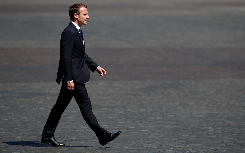 Эмманюэль Макрон – самый молодой приезидент Франции