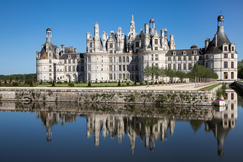 Le château de Chambord fête cette année ses 500 ans.