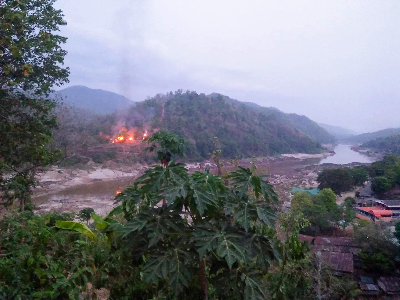 birmanie-karen-armee-conflit