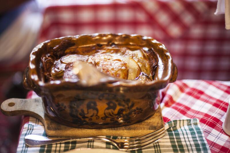 Самое вкусное эльзасское блюдо - бекеоффе