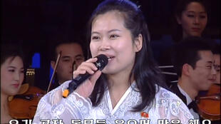 Певица Хён Сон Воль, казненная 20/08/2013
