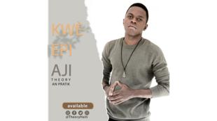 La pochette du disque «kwè epi aji» de Theory an pratik.