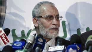 Mohamed Badie Shugaban 'Yan uwa Musulmi a kasar Masar