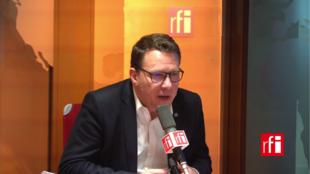 Jean-Lin Lacapelle sur RFI le 4 mai 2017.