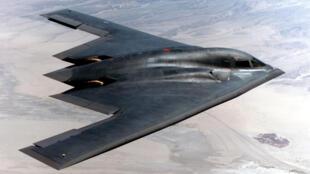 Oanh tạc cơ B-2 của Mỹ.