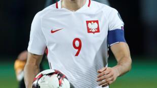 Robert Lewandowski eclipsed Wlodzimierz Lubanski's goal record for Poland with a hat trick against Armenia.