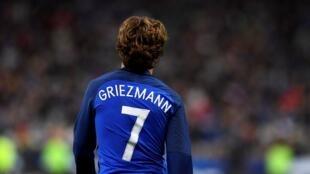 Antoine Griezmann.
