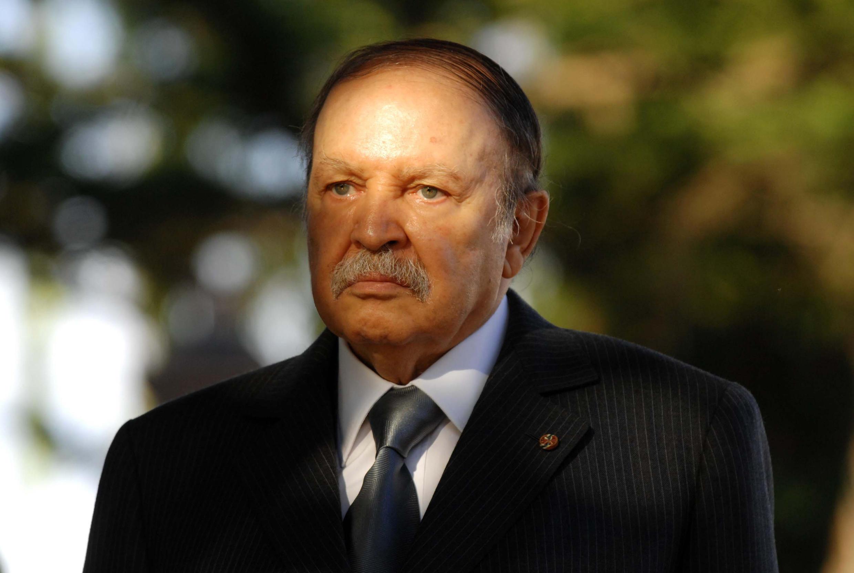 Abdelaziz Bouteflika en décembre 2011.